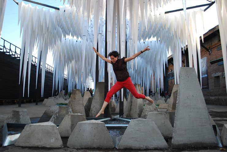 WATER CATHEDRAL   GUN Architects