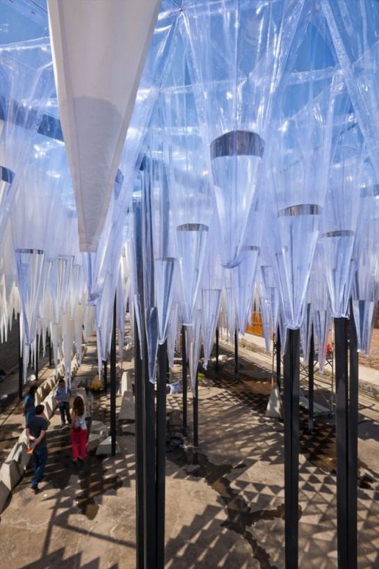 WATER CATHEDRAL | GUN Architects