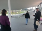 WeWantToLearn.net at the Rolex Learning Centre by SAANA Architects