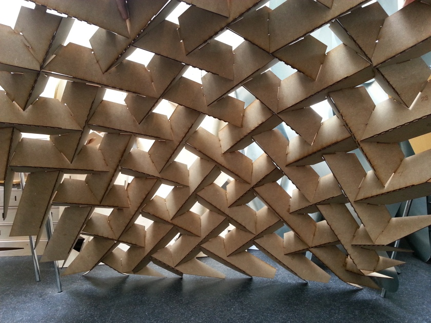 Michael Clarke's Reciprocal Structure