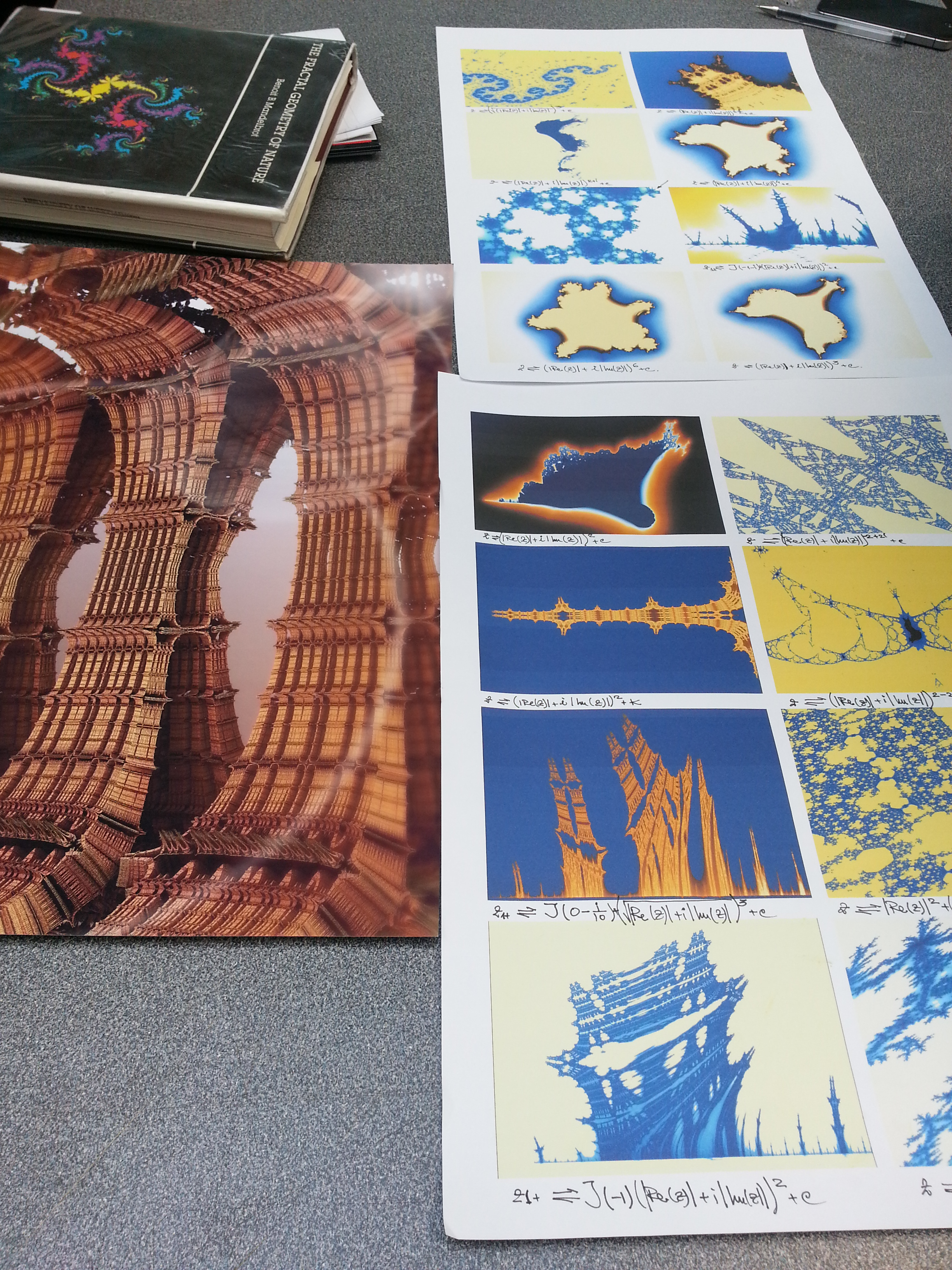 Andrei Jippa's fractals