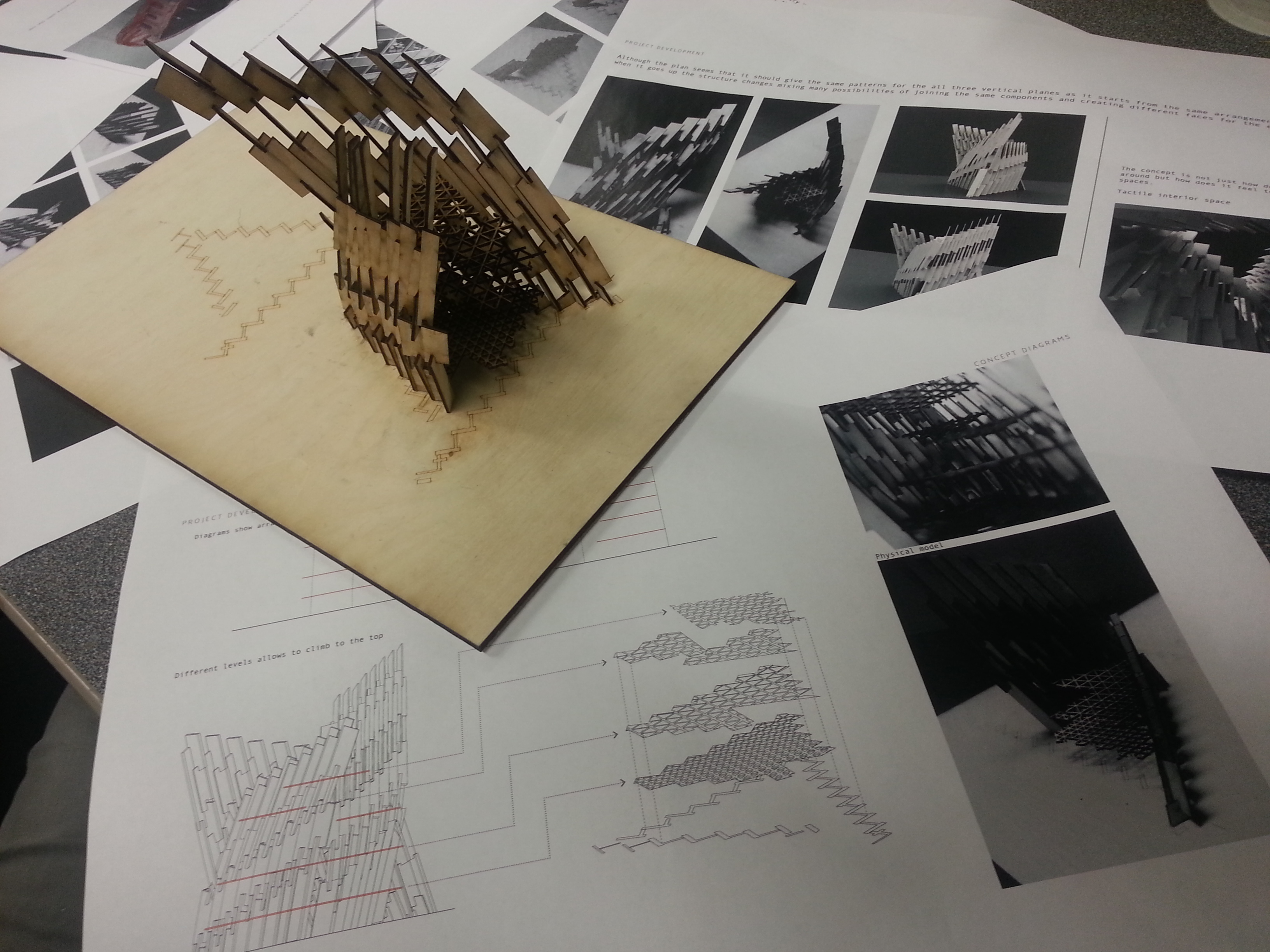 Miura Ori based curved surface origami structures ... - photo#26