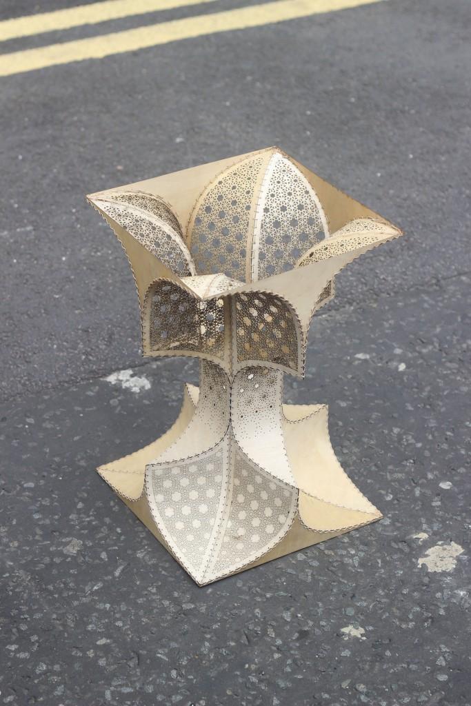 Josh Haywood - WeWantToLearn.net - Hayam, Temple to Sunshine for Burning Man 2014