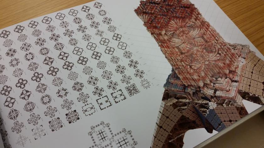 Solanopolis - Andrei Jipa's 3D printed potato fractal city