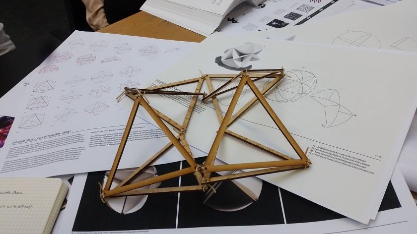 Charlotte Yates Buckminster Fuller's Jitterbug