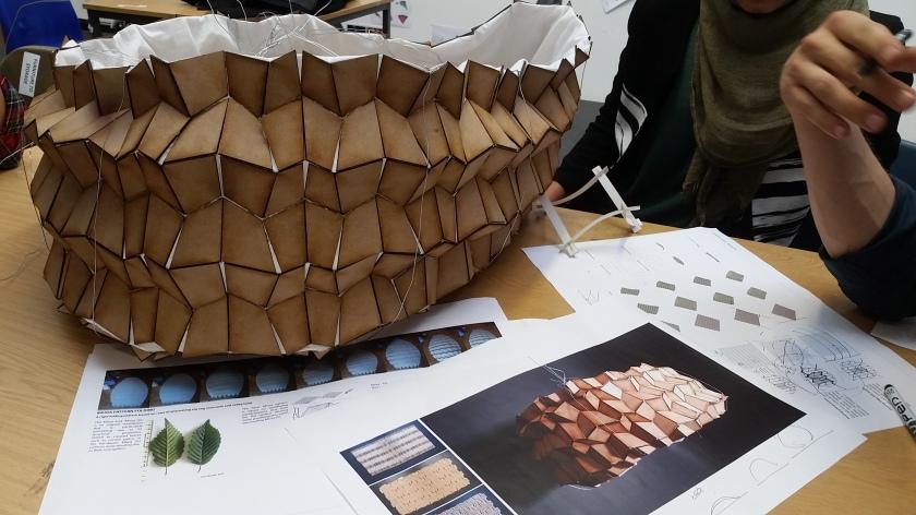 Rigid Miura-Ori Origami by John Konnings