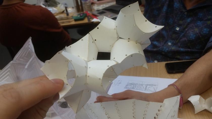 Naomi Danos' modular components