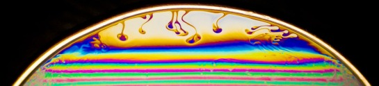 Thin Film Interference Pattern