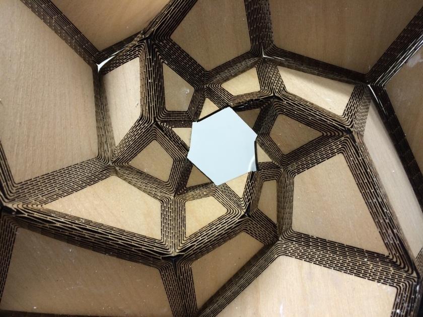 Spirohedron by Lorna jackson
