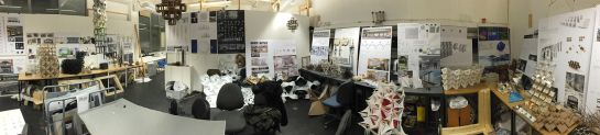 Our Studio Space at the University of Westminster