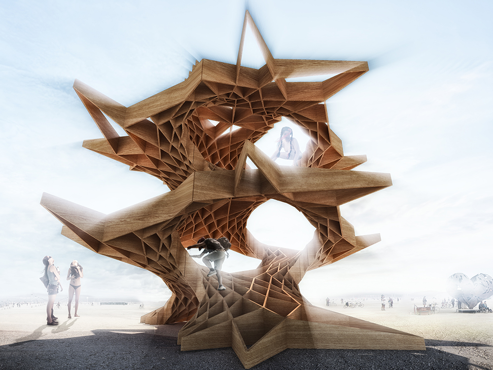 The Infinity Tree - Updated structure with the help of Format Engineers and Ramboll