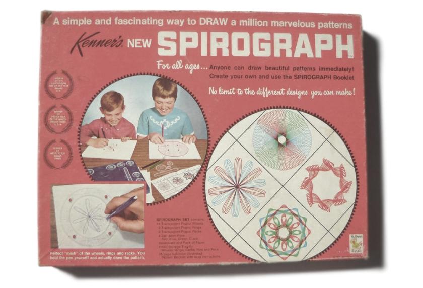 spirograph kit (1967)