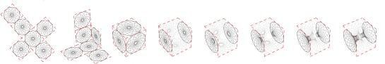 hexahedron-diagrams