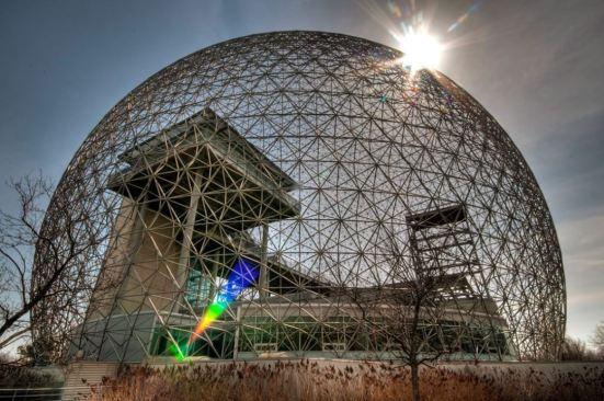 Biosphere Environment Museum - Canada