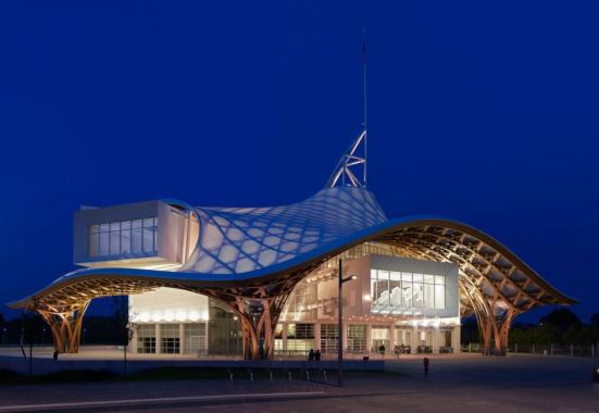 Centre Pompidou-Metz - France