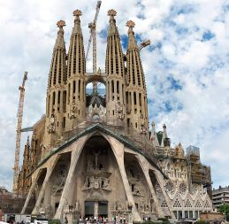 Sagrada Familia - Spain