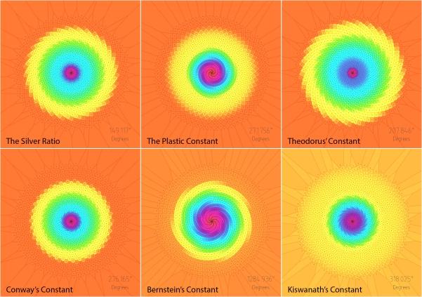 Mathematical Constants Phyllotaxis.jpg